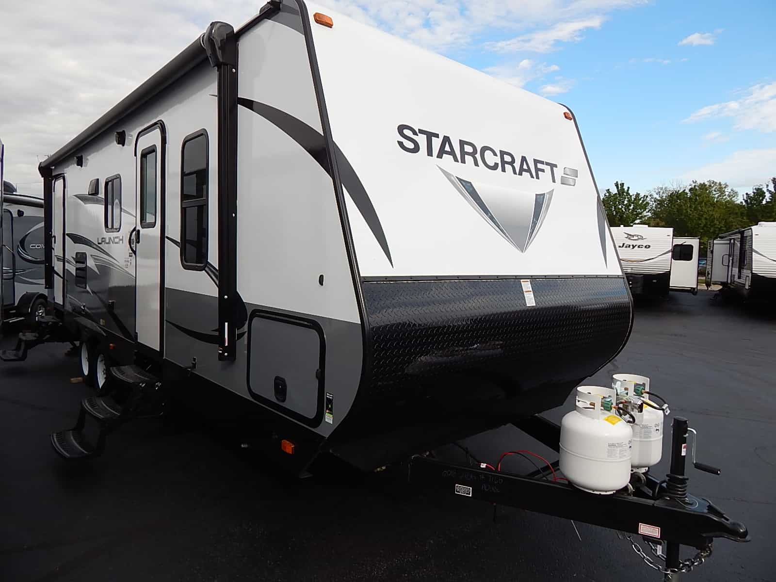 NEW 2018 Starcraft LAUNCH OUTFITTER 24BHS - Rick's RV Center