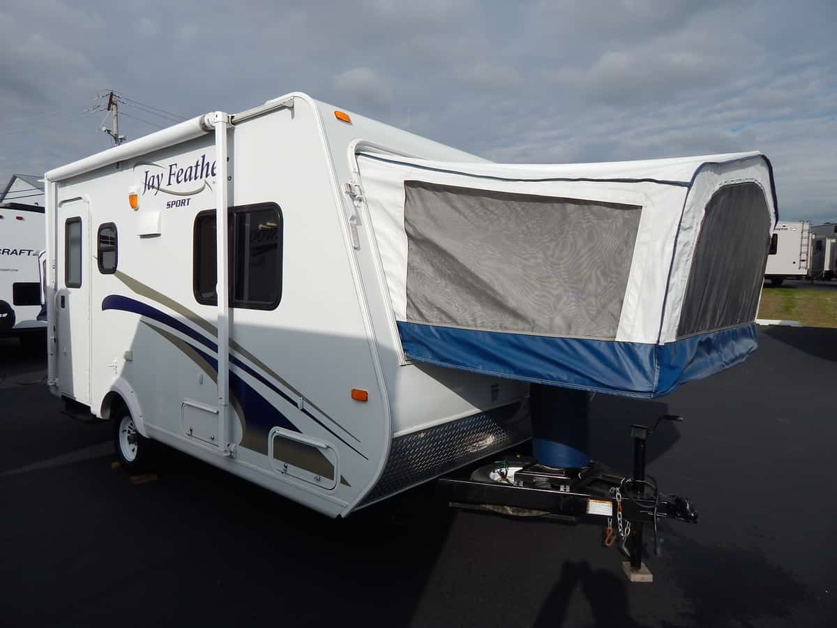 USED 2011 Jayco JAY FEATHER X17Z - Rick's RV Center