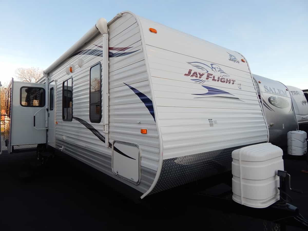 USED 2011 Jayco JAY FLIGHT G2 33RLDS - Rick's RV Center
