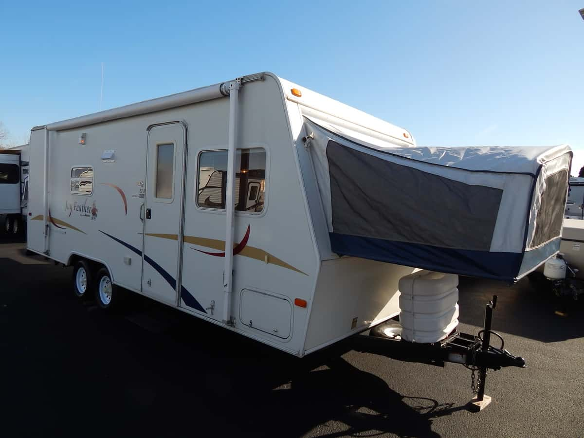 USED 2005 Jayco JAY FEATHER EXP 23B - Rick's RV Center