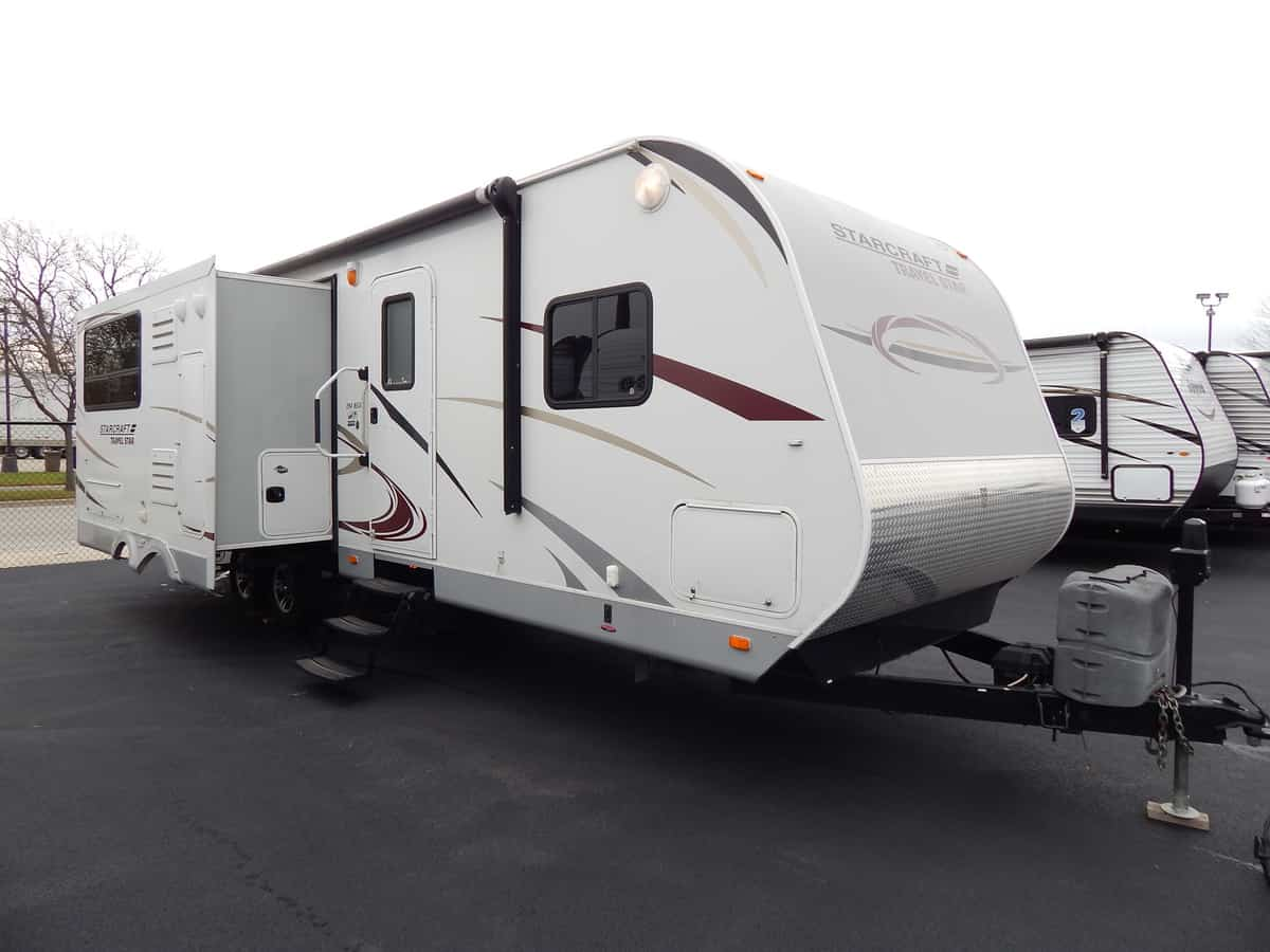 USED 2013 Starcraft TRAVEL STAR 294RESA - Rick's RV Center