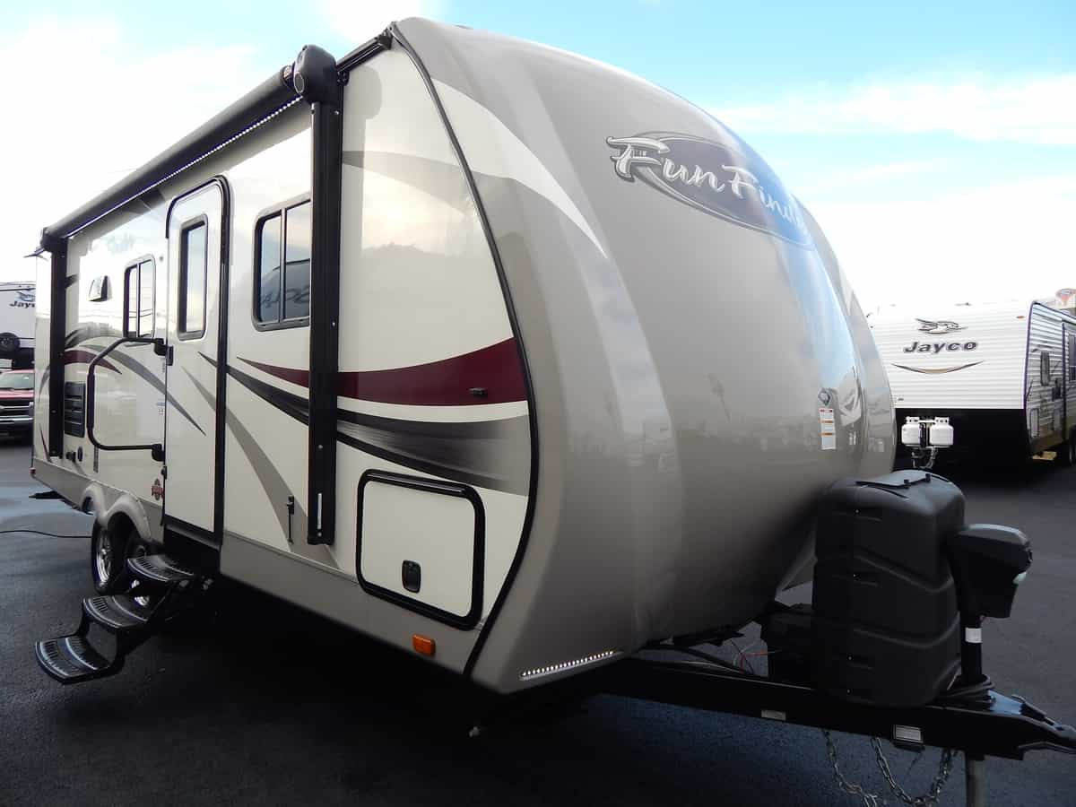 USED 2015 Cruiser Rv FUN FINDER 214WSD - Rick's RV Center