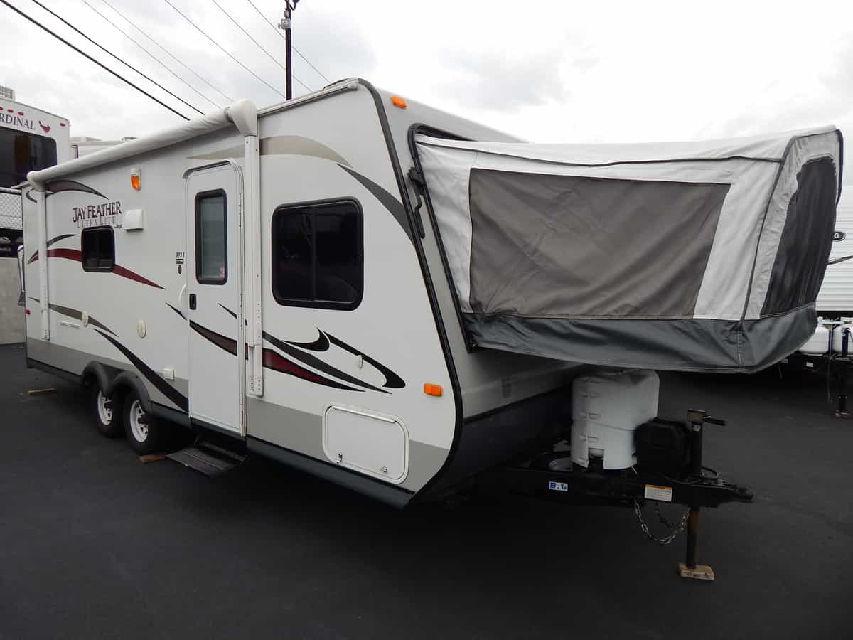 USED 2013 Jayco JAY FEATHER X23B - Rick's RV Center