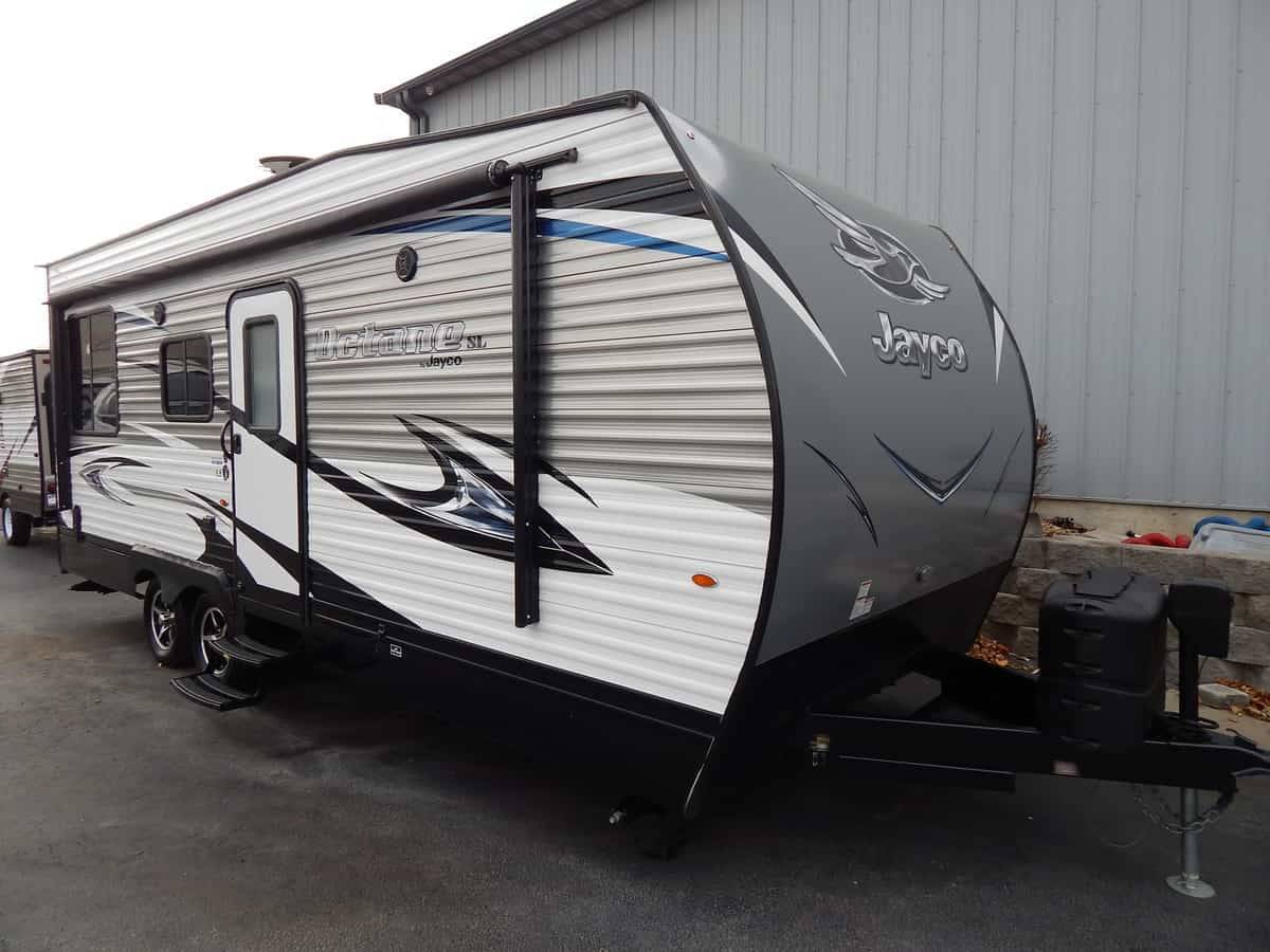 USED 2017 Jayco OCTANE 222 - Rick's RV Center