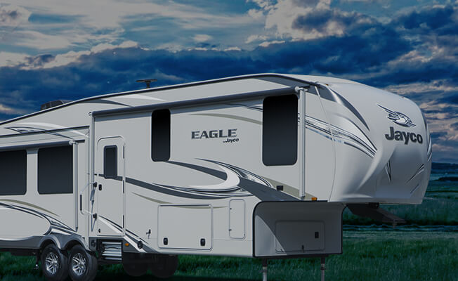 2017 EAGLE FIFTH WHEEL