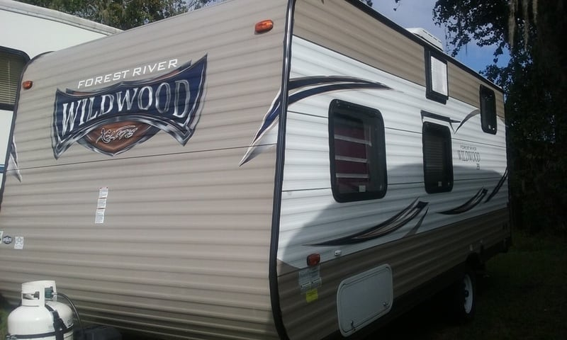 2016 Forest River Wildwood X-Lite 195BH