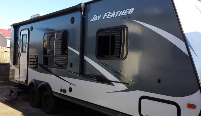 NEW 2016 Jayco Jay Feather 22FQSW