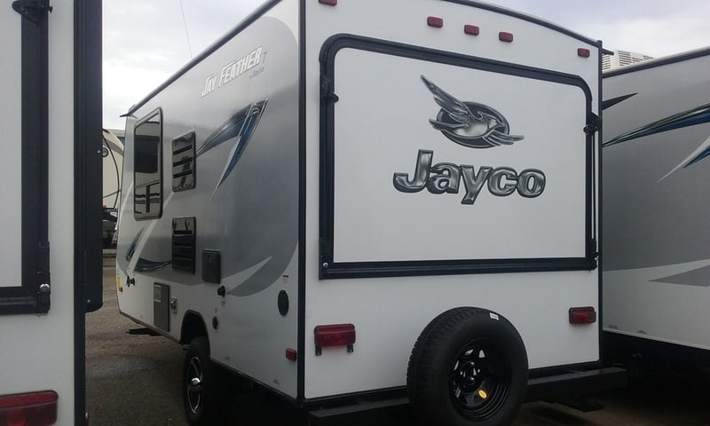 NEW 2017 Jayco Jay Feather 7 16XRB