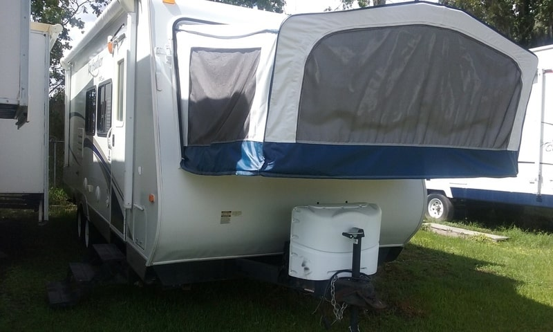 2010 Jayco Jay Feather EXP 23J