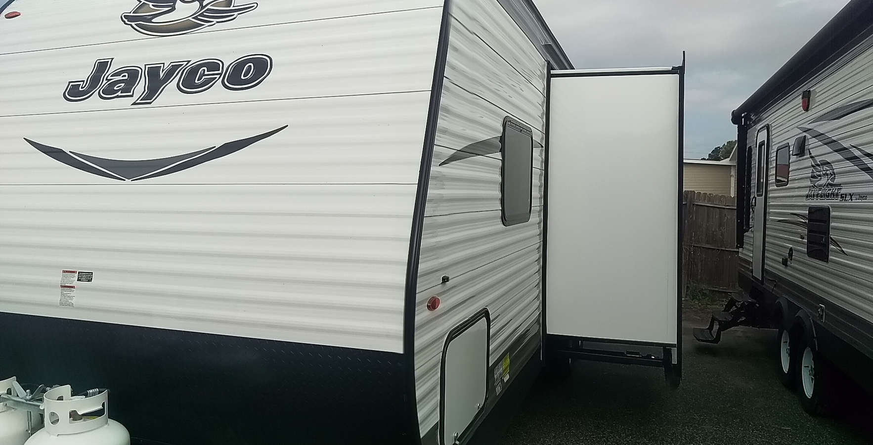 NEW 2017 Jayco Jay Flight SLX 242BHSW