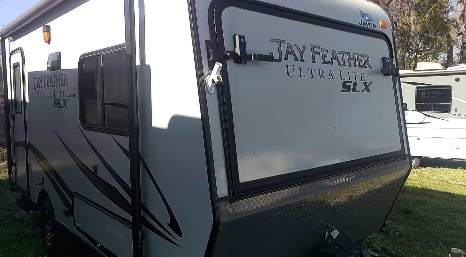 USED 2014 Jayco Jay Feather Ultra Lite 16XRB