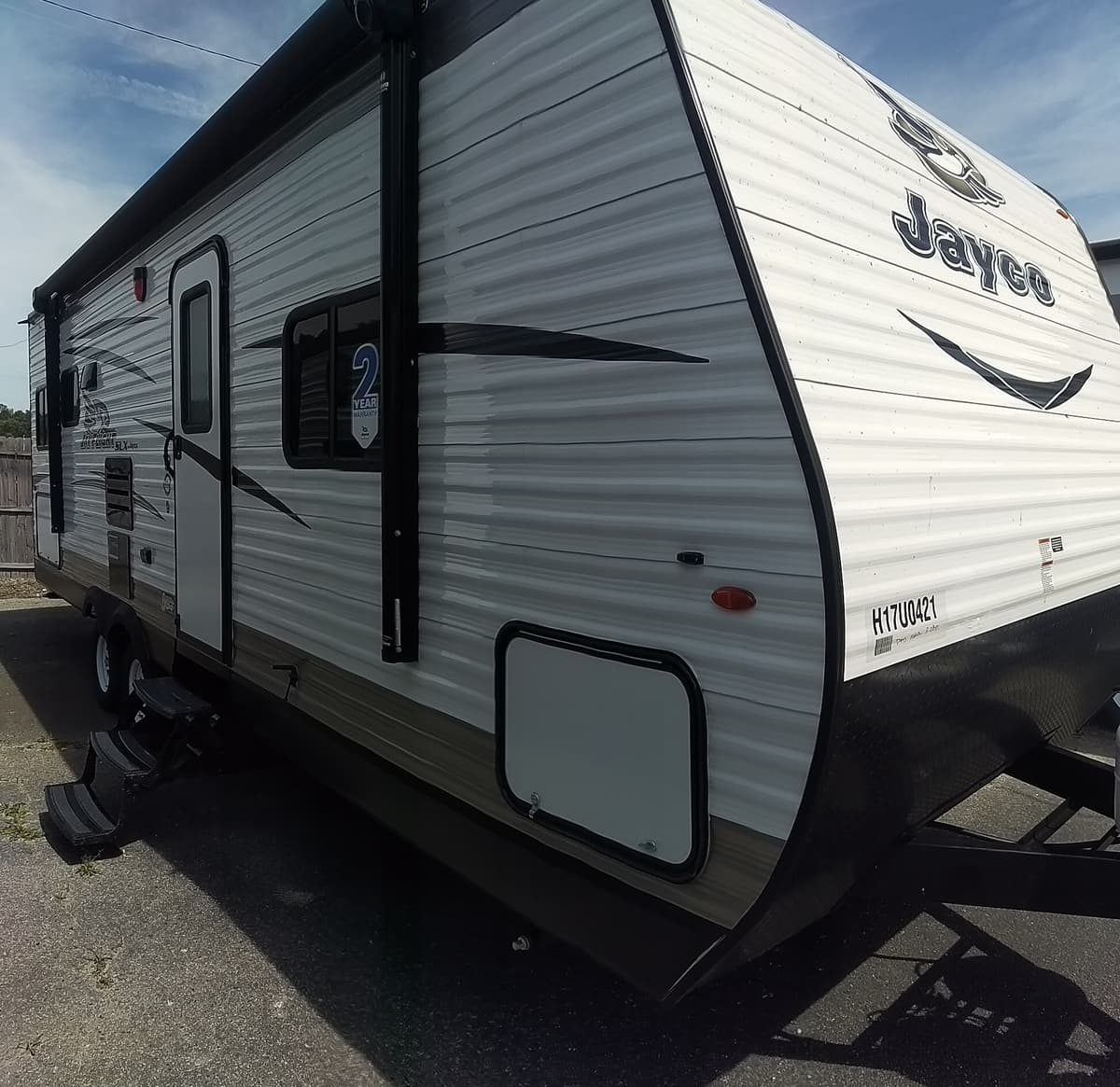 NEW 2017 Jayco Jay Flight SLX 245RLSW