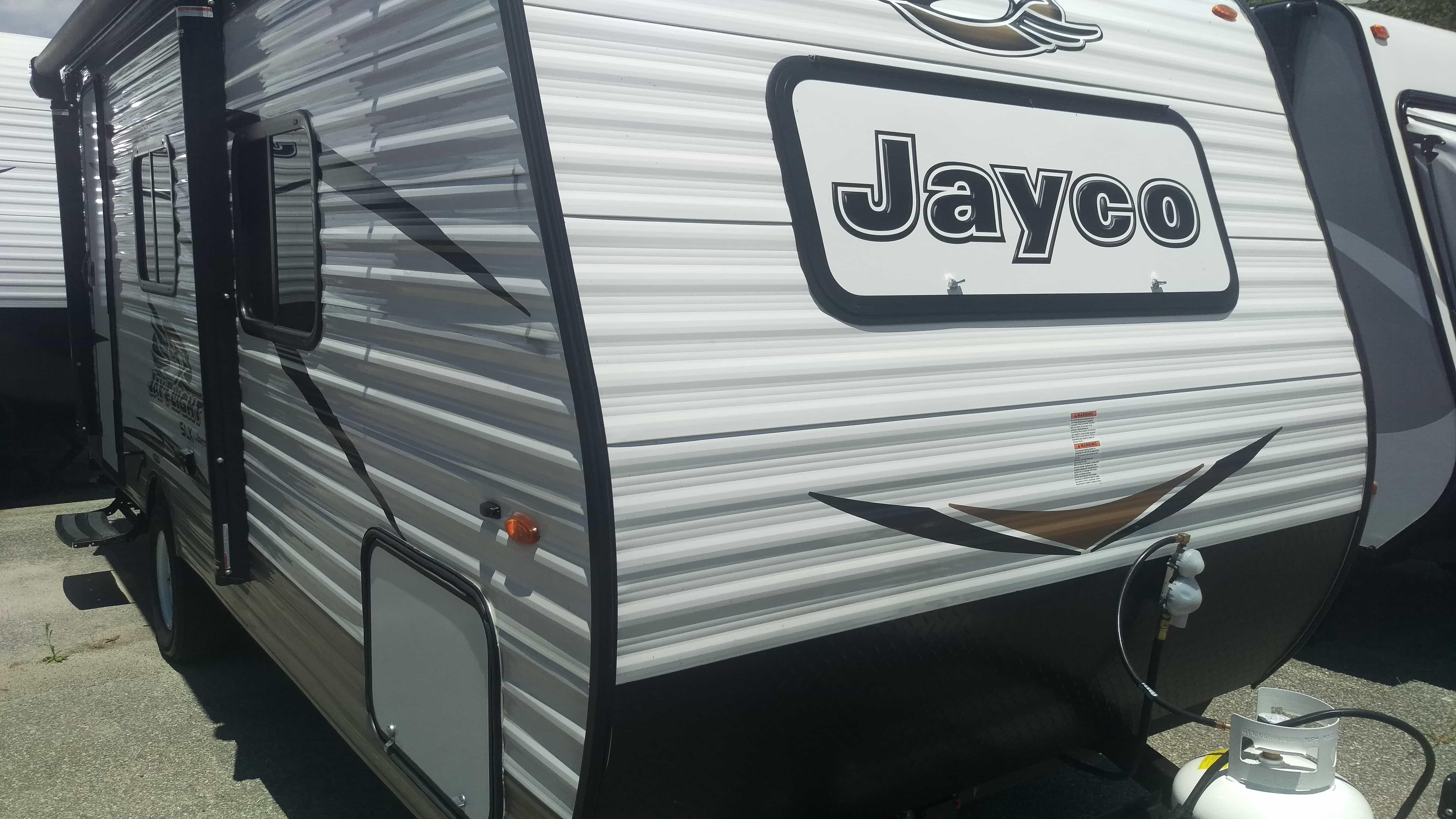 NEW 2018 Jayco Jay Flight SLX 195RB