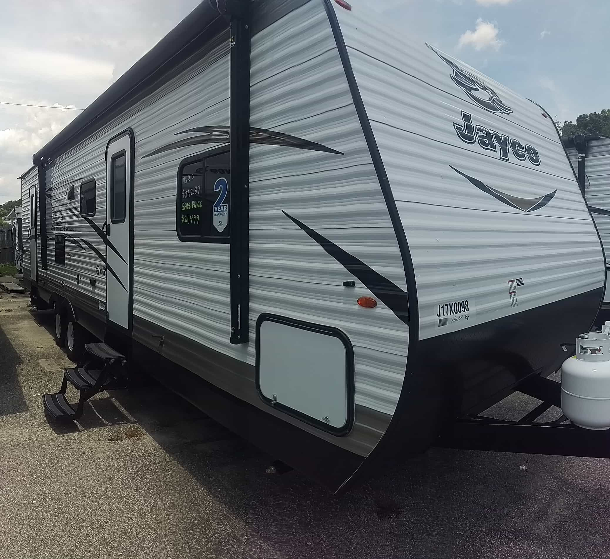 NEW 2018 Jayco Jay Flight SLX 287BHSW