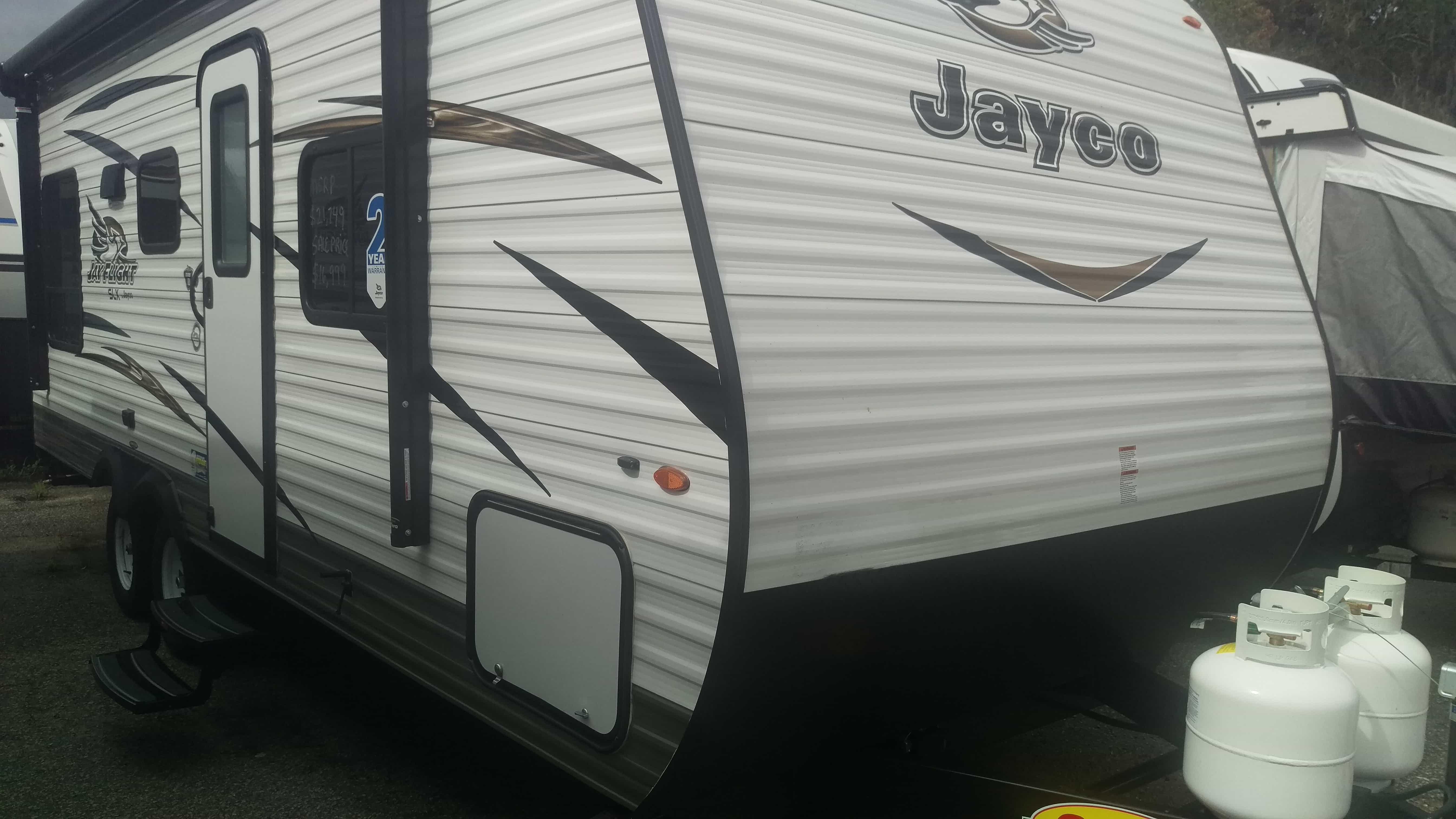 NEW 2018 Jayco Jay Flight 212QBW