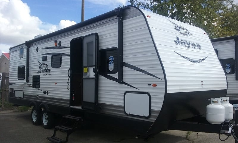 NEW 2017 Jayco Jay Flight SLX 267BHSW