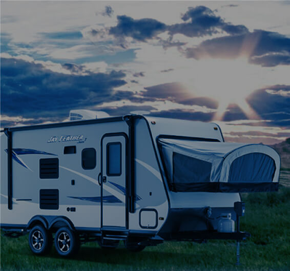 We have RV rentals!