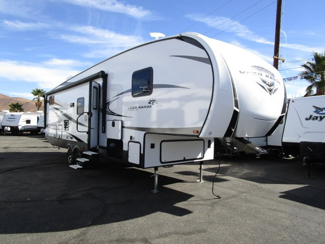 NEW 2018 HIGHLAND RIDGE OPEN RANGE 2950BH