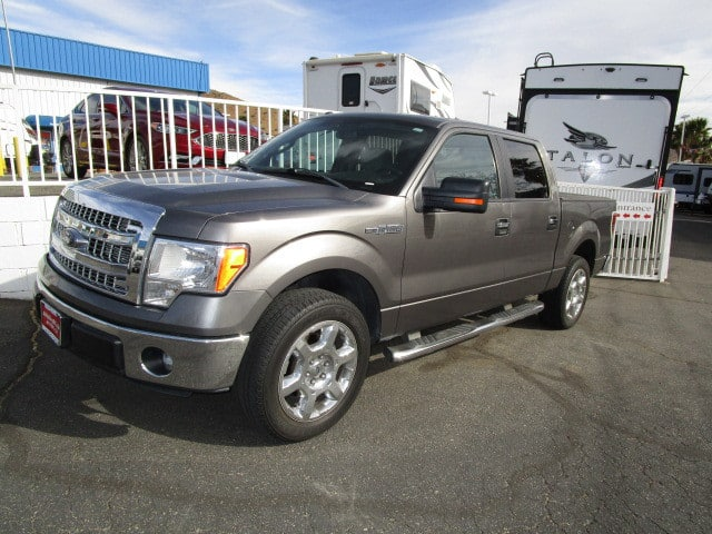 USED 2014 FORD F-150 F-150