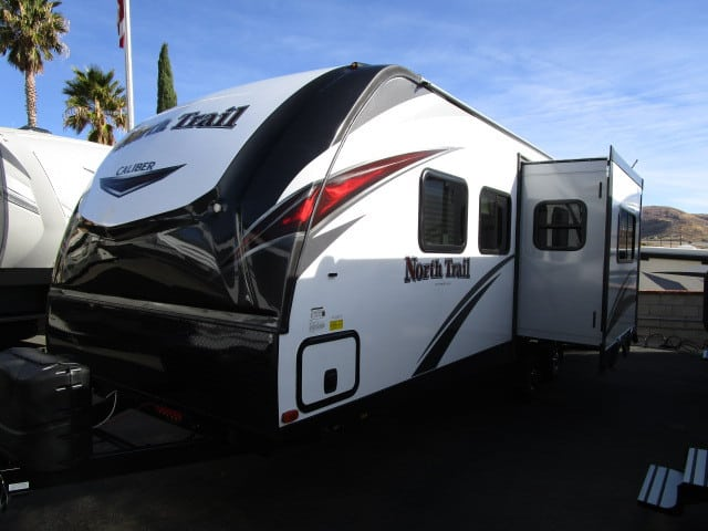 NEW 2018 Heartland NORTH TRAIL 22FBS