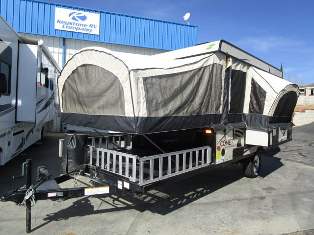 USED 2015 Starcraft COMET 12RT