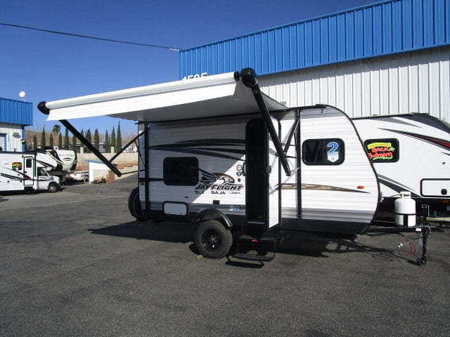 NEW 2018 Jayco JAY FLIGHT 154BH