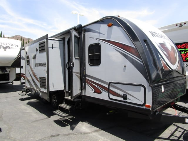 NEW 2019 Heartland WILDERNESS 2375BH