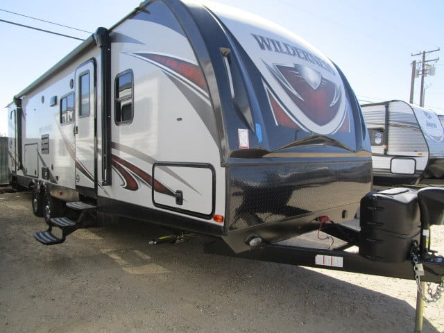 NEW 2019 Heartland WILDERNESS 3125BH