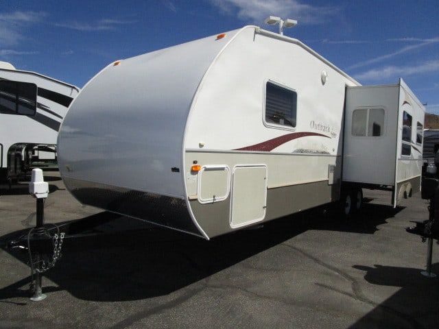 USED 2007 Keystone OUTBACK 30RLS
