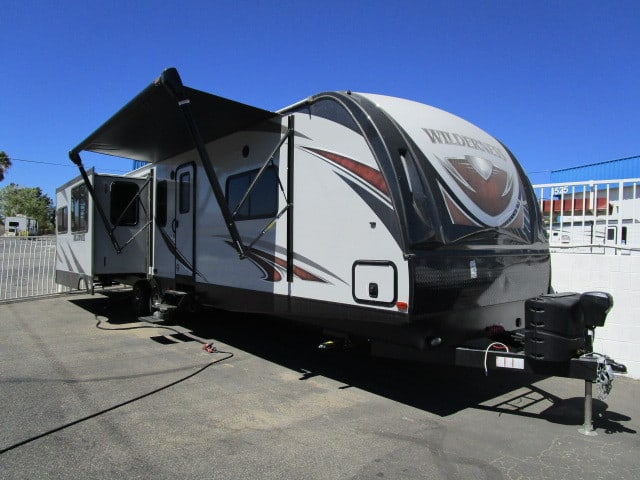 NEW 2019 Heartland WILDERNESS 3375KL