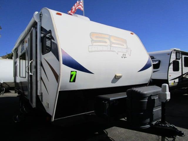 USED 2012 Pacific Coachworks SANDSPORT 18FKSL