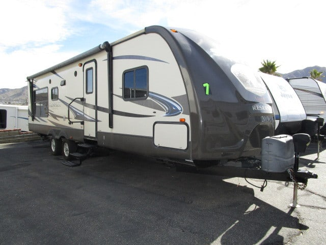 USED 2013 Crossroads SUNSET TRAIL 30RE