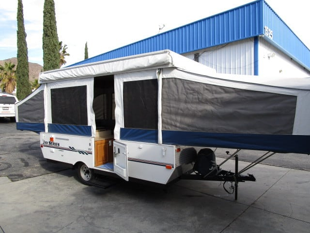 USED 2007 Jayco JAY SERIES 1207