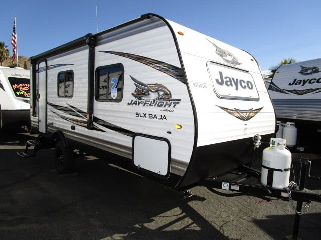 NEW 2019 Jayco JAY FLIGHT 195RB