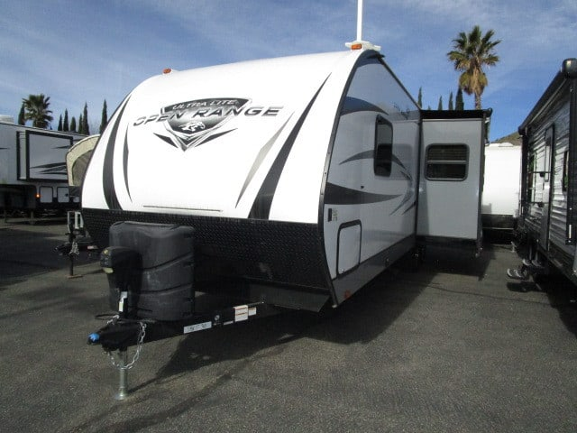 USED 2018 Highland Ridge OPEN RANGE 2710RL