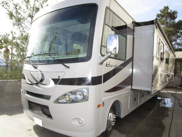 USED 2014 Thor HURRICANE 34F