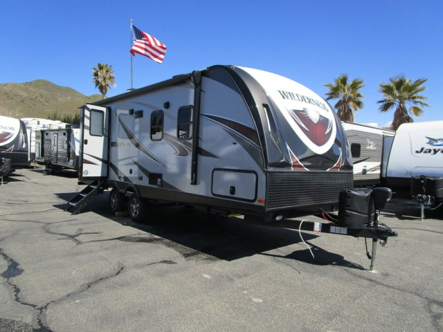 NEW 2019 Heartland WILDERNESS 2400RB