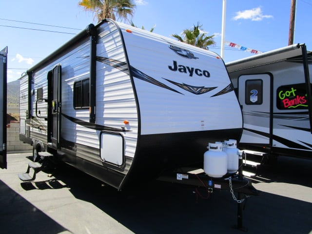 NEW 2019 Jayco JAY FLIGHT 248RBSW