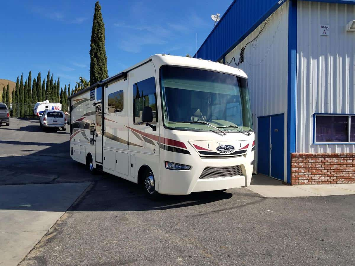 USED 2016 Jayco PRECEPT MH 31UL