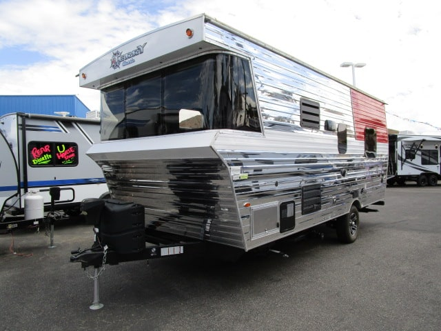USED 2018 Heartland TERRY CLASSIC 21V