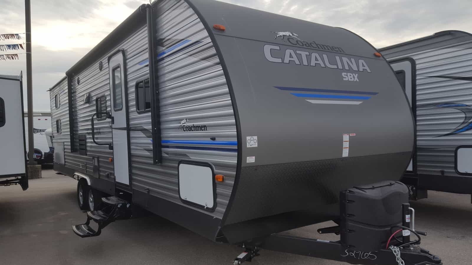 NEW 2019 Coachmen CATALINA SBX 291BHS - American RV