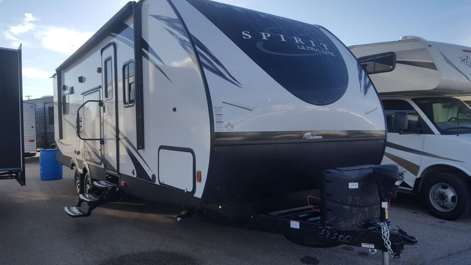 NEW 2019 Coachmen SPIRIT 2758RB - American RV