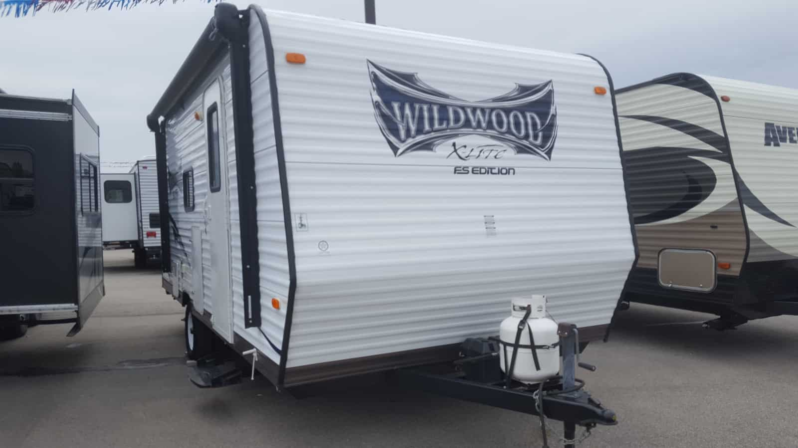 USED 2015 Forest River WILDWOOD X-LITE FS 195BH - American RV