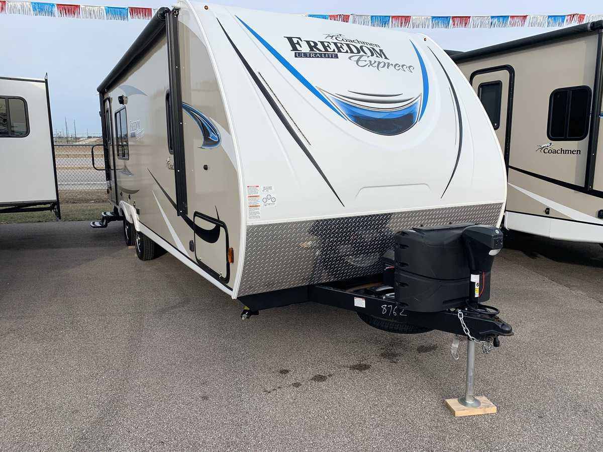 NEW 2019 Coachmen FREEDOM EXPRESS 246RKS - American RV