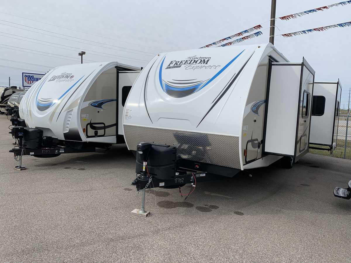 NEW 2019 Coachmen FREEDOM EXPRESS 276RKDS - American RV
