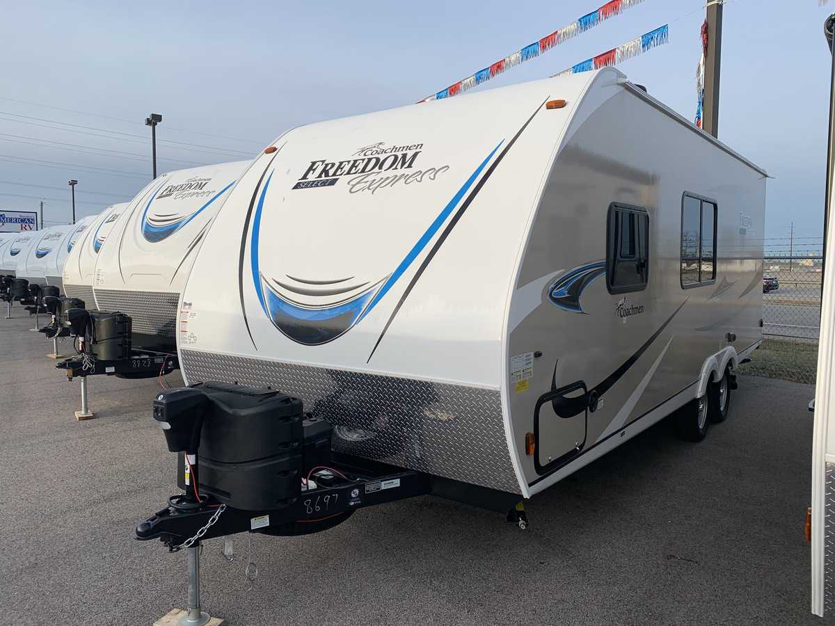 NEW 2019 Coachmen FREEDOM EXPRESS 23.9BHSE - American RV
