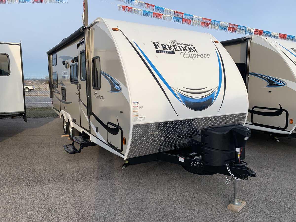 NEW 2019 Coachmen FREEDOM EXPRESS 23.9BHSE - American RV