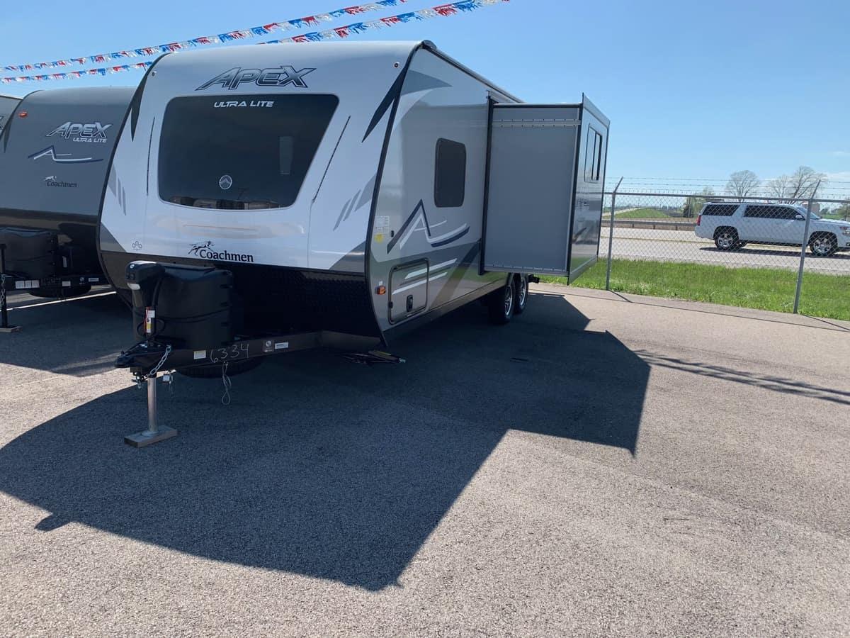 NEW 2019 Coachmen APEX 245BHS - American RV