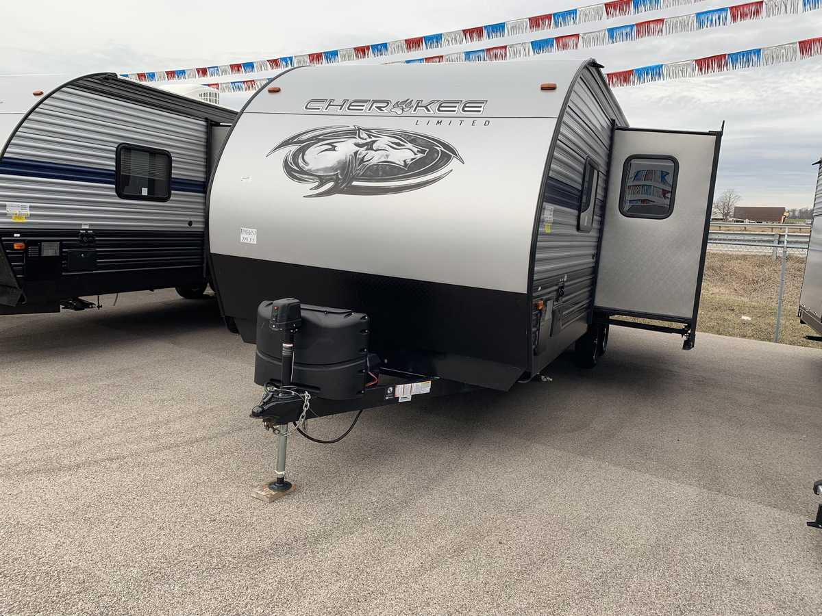 NEW 2019 Forest River CHEROKEE 214JT - American RV