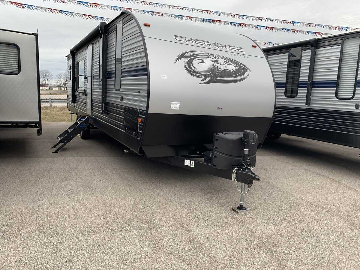 NEW 2019 Forest River CHEROKEE 274RK - American RV